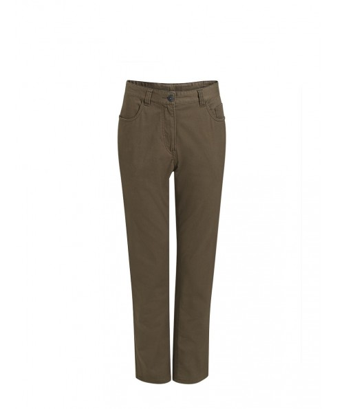 Men'S Classic Fit 7-Pocket Trousers