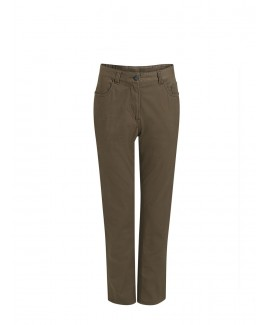Men'S Classic Fit 7-Pocket Trousers