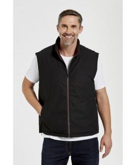 Men'S Double-Sided Vest Showerproof
