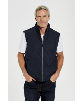 Men'S Double-Sided Vest Perfect Travel Garment
