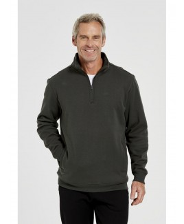 High-Performance 1/4 Zipper Technical Top