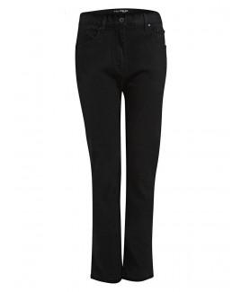 Men'S Slim-Fit Black Stretch Jeans