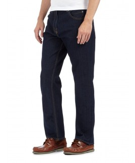 Indigo Rinse Jeans