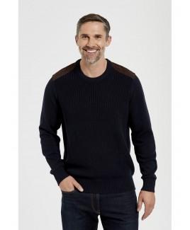 Men'S Fishermen And Crew Sweaters