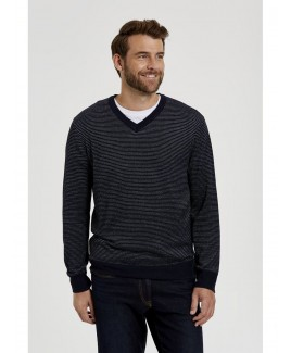 V-Neck Soft Touch Knit